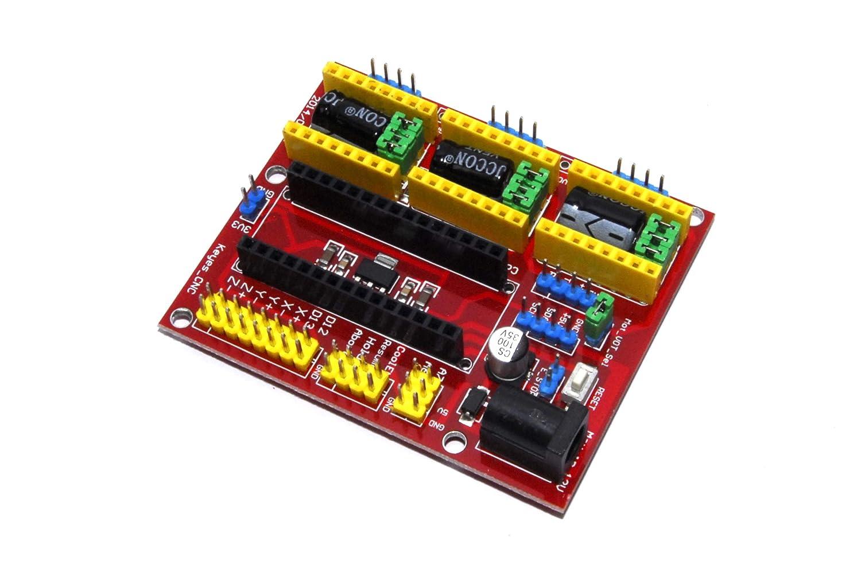 Keyes Arduino NANO CNC Sheild GRBL V4 A4988 impresora 3D 12 ...