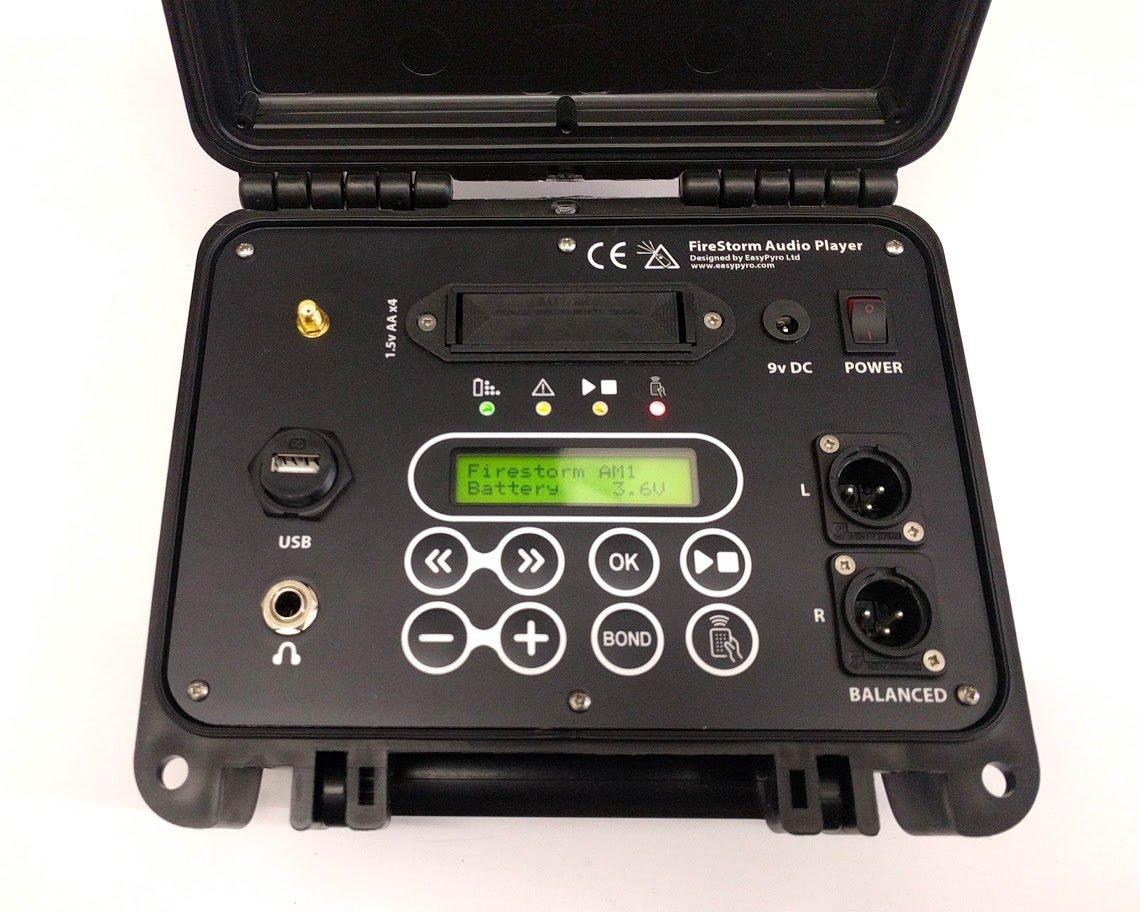 Unbekannt Firestorm F-AP1 Audioplayer