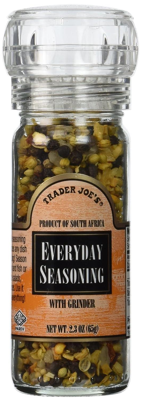 Trader Joe's Everyday Seasoning with Built in Grinder