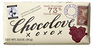 product image for CHOCOLOVE CHOC BAR DARK 3.2OZ