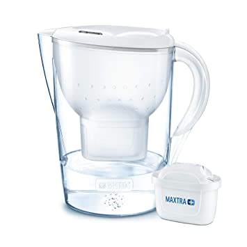 Brita Wasserfilter Marella Xl Weiß Inkl 1 Maxtra Filterkartusche