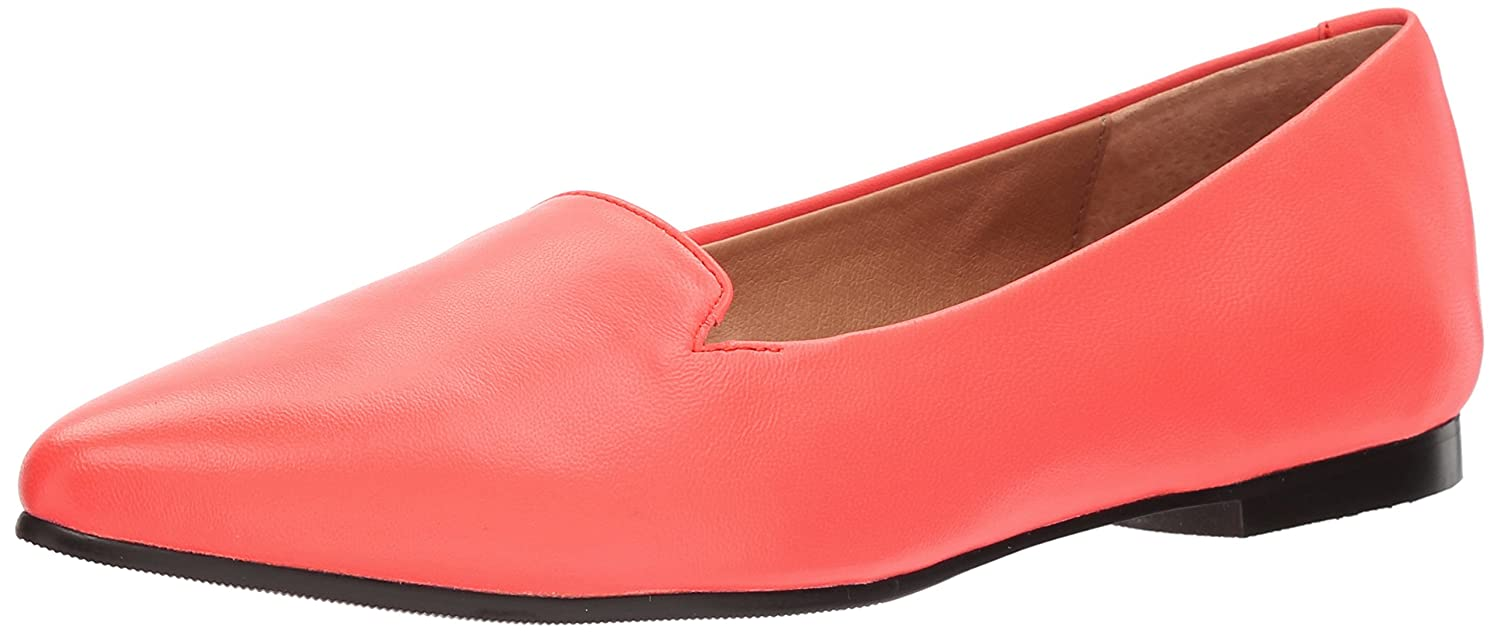 Trotters Women's Harlowe Ballet Flat B01HIS88FK 9.5 W US|Coral