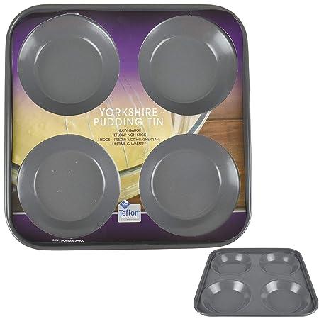 ASAB New Yorkshire - Molde Antiadherente para Tartas (tamaño ...