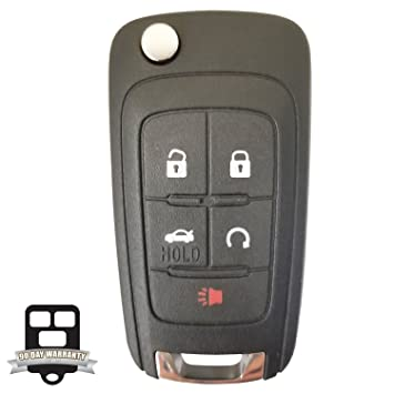 Amazon 2010 10 chevrolet camaro keyless entry and flip key 2010 10 chevrolet camaro keyless entry and flip key 5 button models with remote start sciox Image collections