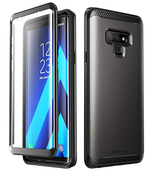 uk availability 982b3 331c8 Samsung Galaxy Note 9 Case, SUPCASE [UB Neo Series] Full-Body Protective  Dual Layer Armor Cover with Built-in Screen Protector for Samsung Galaxy  Note ...