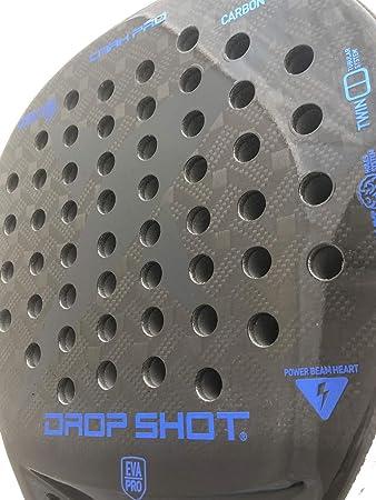 DROP SHOT Dark Pro Pala de Padel, Adultos Unisex, 1: Amazon ...