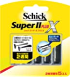 シック スーパーIIプラスX 替刃