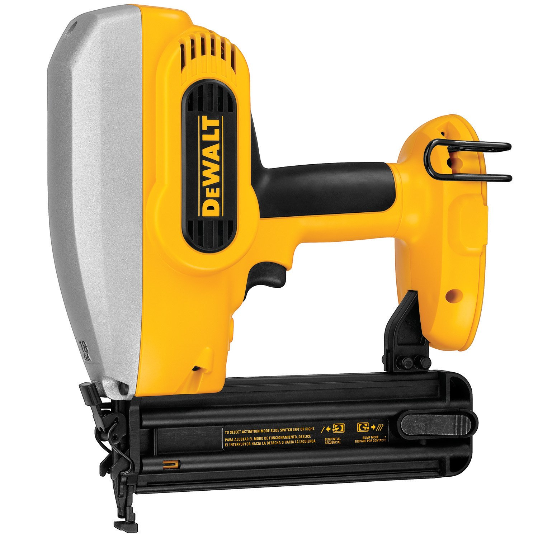 DEWALT DC608B Bare-Tool 18-Volt Cordless 2-Inch 18 Gauge Brad Nailer, Tool Only, No Battery BLAA2