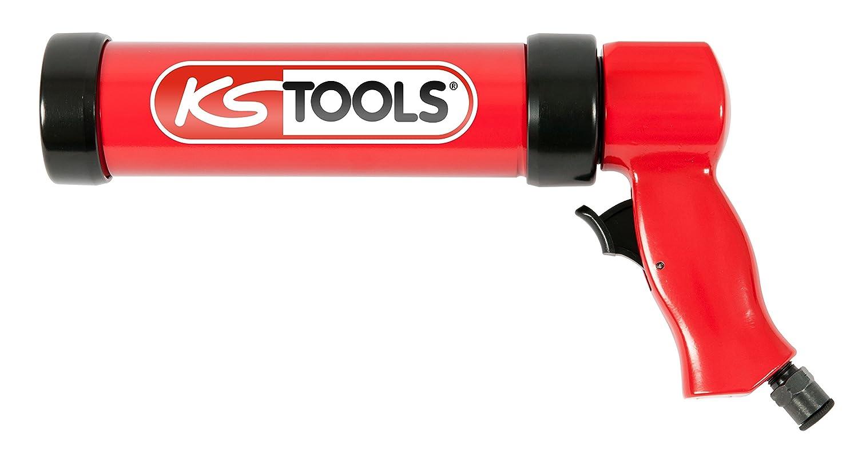 KS TOOLS 515.3910 Pistolet à silicone pneumatique 310 ml
