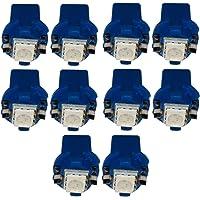 AERZETIX: 10 x Bombillas T5 12V LED SMD