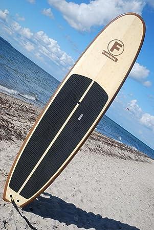 FYNNONE &apos 10 6 epoxy bambú Sup Surf | Longboard onda Jinete Surf Tabla de