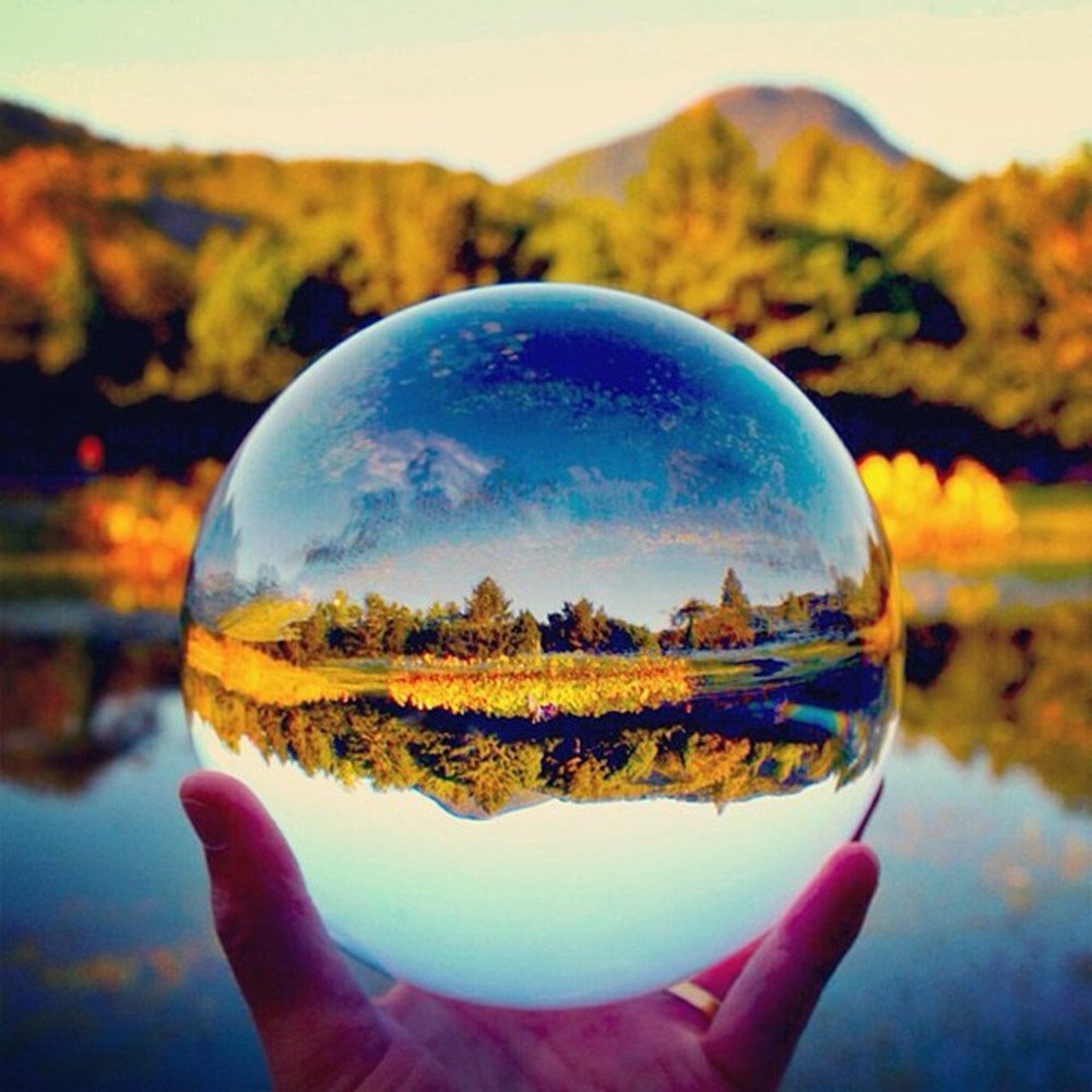 best gifts for photographers crystal ball