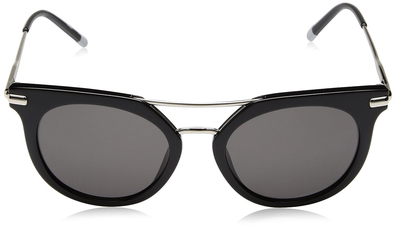 Amazon.com: Calvin Klein ck1232s de la mujer ronda anteojos ...
