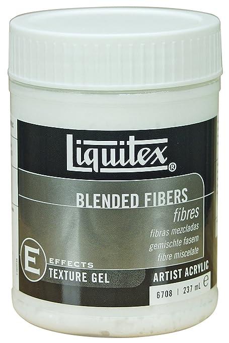 64 opinioni per Liquitex 6708, Gel testurizzante a effetto fibroso, 237 ml