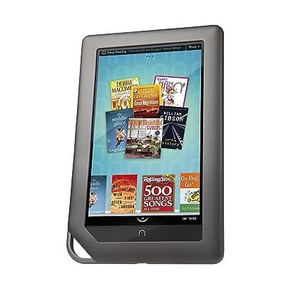 Amazon.com: Barnes & Noble BNRV200 8GB NOOK Color Wifi eReader 7 ...
