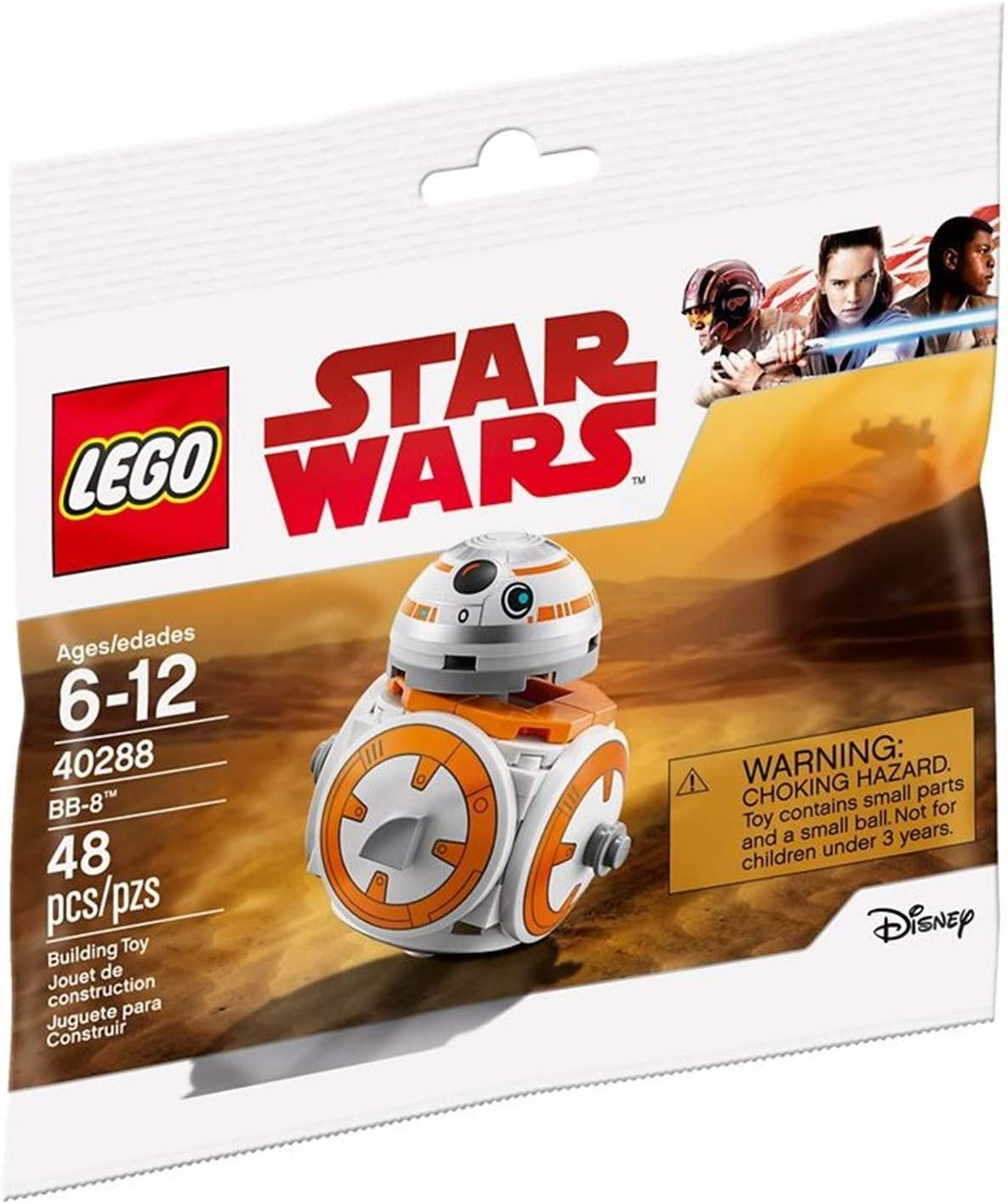 LEGO Star Wars BB-8 Polybag 40288
