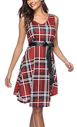 327fb8b19 Twippo Mujer Vestido Casual