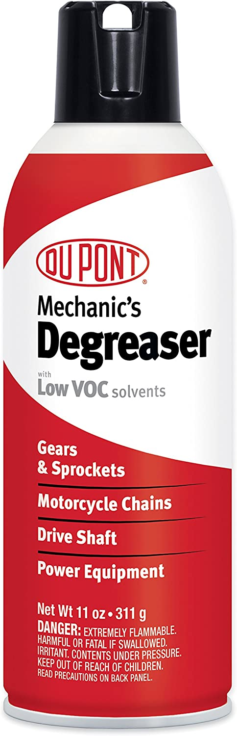 dupont best motorcycle chain cleaner