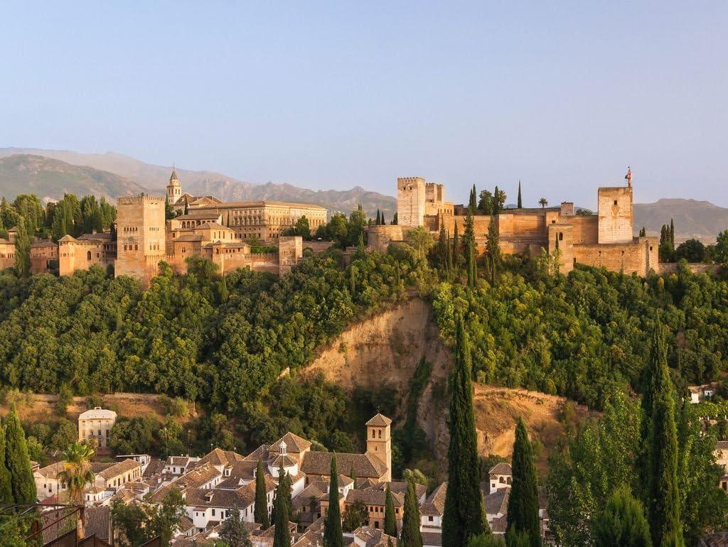 Lais Puzzle Alhambra 1000 Piezas: Amazon.es: Juguetes y juegos