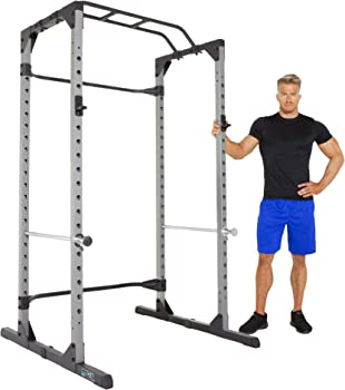 Progear 800lb Weight Capacity Power Rack Cage