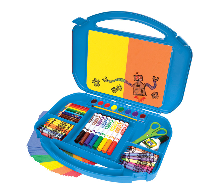 Best Crayola Toys For Kids : Amazon crayola ultimate art case with easel color