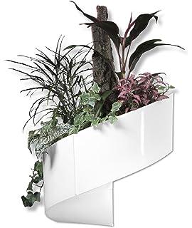Pot De Fleurs Mural Decoration Murale Geometrique Pot De Fleurs