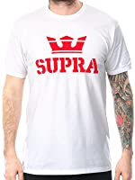 Supra White Above T-Shirt