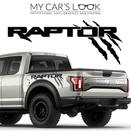 Ford Raptor  Exterior Graphics Kit Decal Sticker