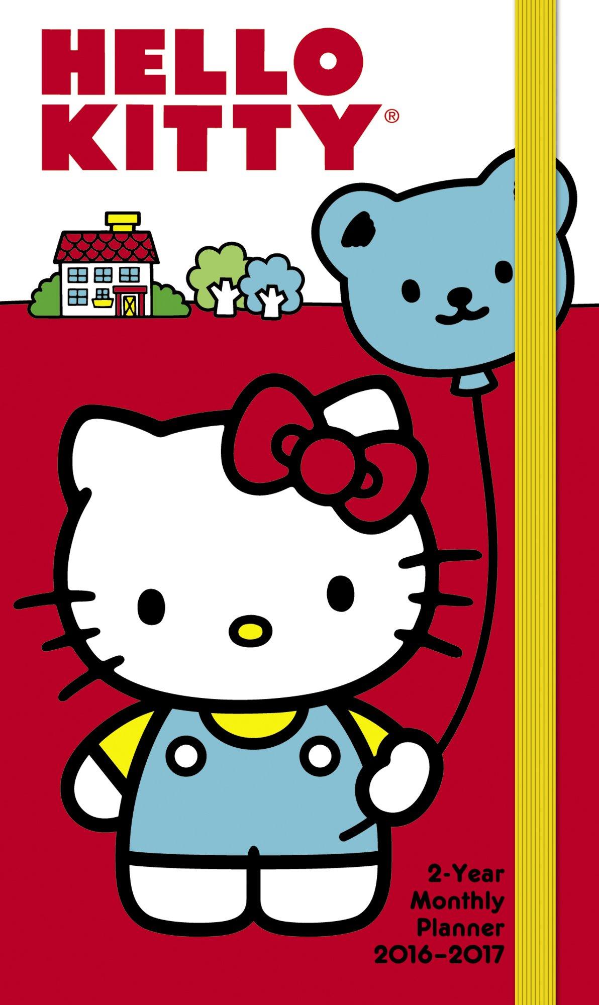 Download Hello Kitty Pocket Planner 2 Year (2016) ebook