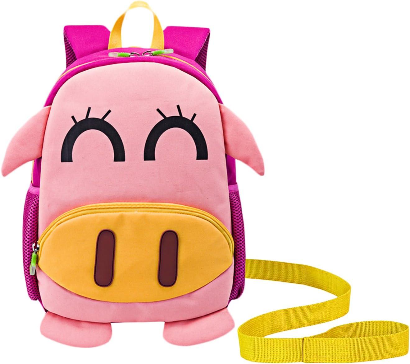 Mochila Infantil GUHEE Mochila con arnés Zoo impermeable bolso de ...