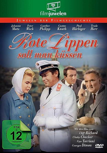 Rote Lippen soll man küssen (Filmjuwelen) [DVD]: Amazon.es ...