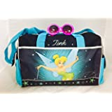 Disney Tinkerbell Duffle Bag and Sunglasses Set