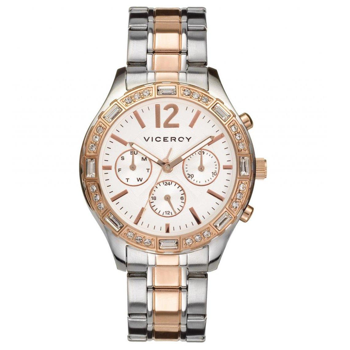 Amazon.com: RELOJ VICEROY 40748-05 MUJER: Watches