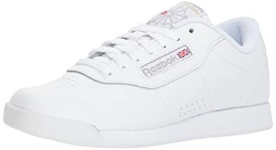bc2346a5bf3 Image Unavailable. Image not available for. Color  Reebok Women s Princess  Walking Shoe White 7.5 M US