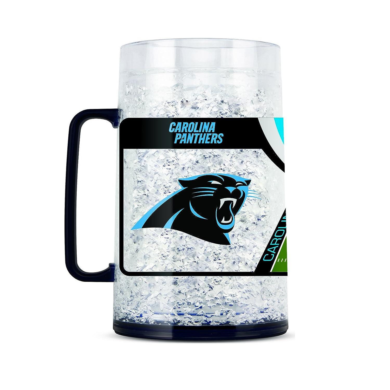 NFL Carolina PanthersモンスターFreezer Mug – 36オンス   B003X1MV9Q
