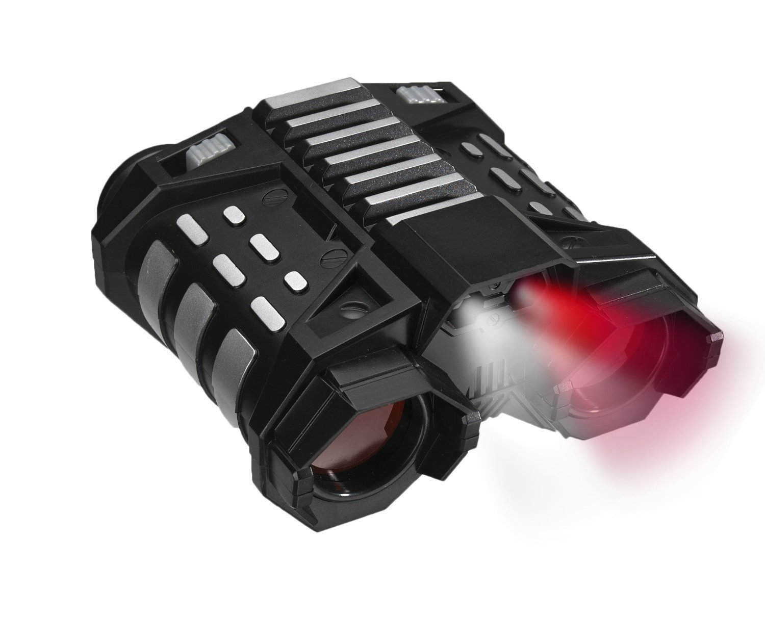 SpyX / Night Nocs - Binocular Spy Toy with White or Red Light to See in the Dark.  Perfect addition for your spy gear collection! by SpyX