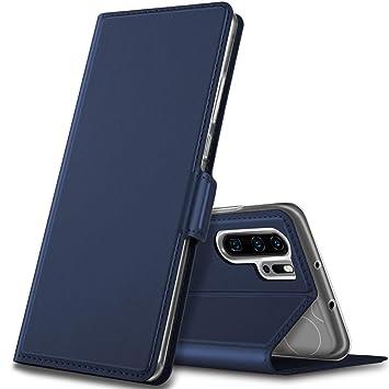 GEEMAI Diseño para Huawei P30 Pro Funda, Protectora PU Funda Multi ...