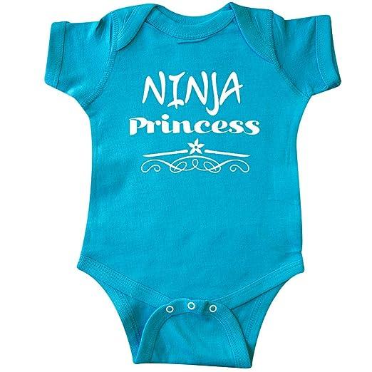Amazon.com: inktastic Ninja Princess Infant Creeper: Clothing