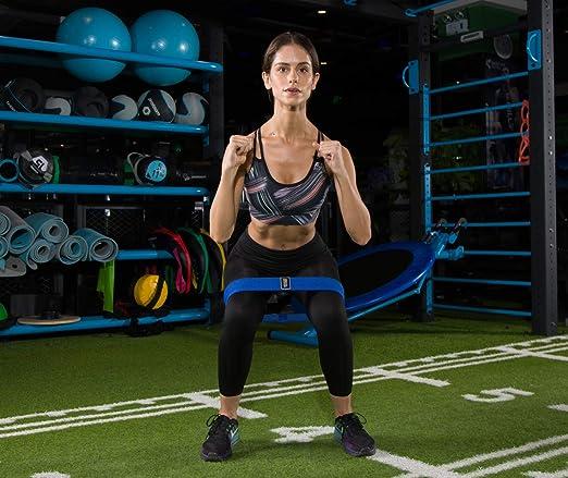 Amazon.com: Banda de entrenamiento de resistencia de cadera ...