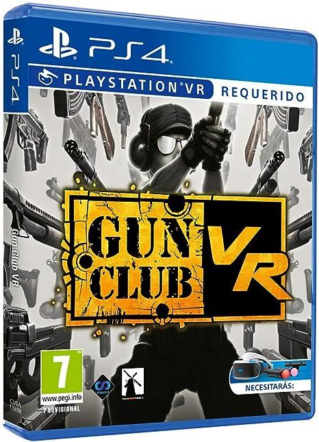 Avance : Gun Club VR (PlayStation 4): Amazon.es: Videojuegos