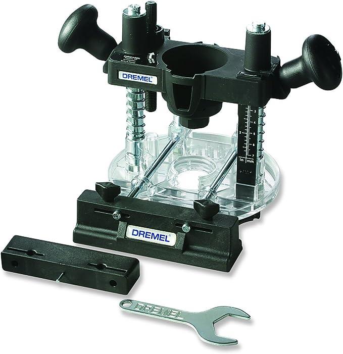 Dremel 4000-4/65 EZ - Pack multiherramienta, eje flexible, cortadora y 65 accesorios + Dremel Workstation - Centro de trabajo para Dremel: Amazon.es: Bricolaje y herramientas