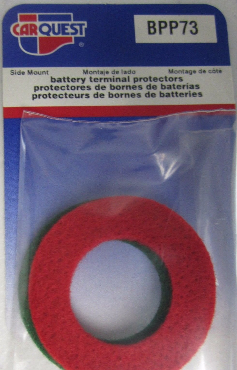 Carquest Brand BPP73 BPP 73 Side Mount Battery Terminal Protectors