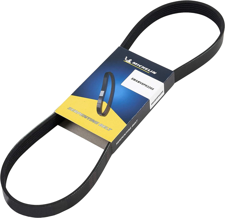 Serpentine Belt-Standard ACDelco Pro 6K866