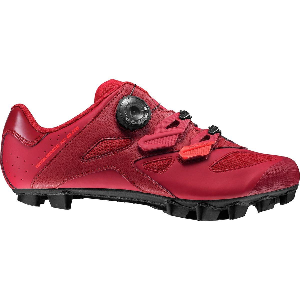 Mavic レディース シーケンス XC エリート シューズ US 9.0/UK 7.5 Jester Red/Fiery Coral/Black B078S5111L