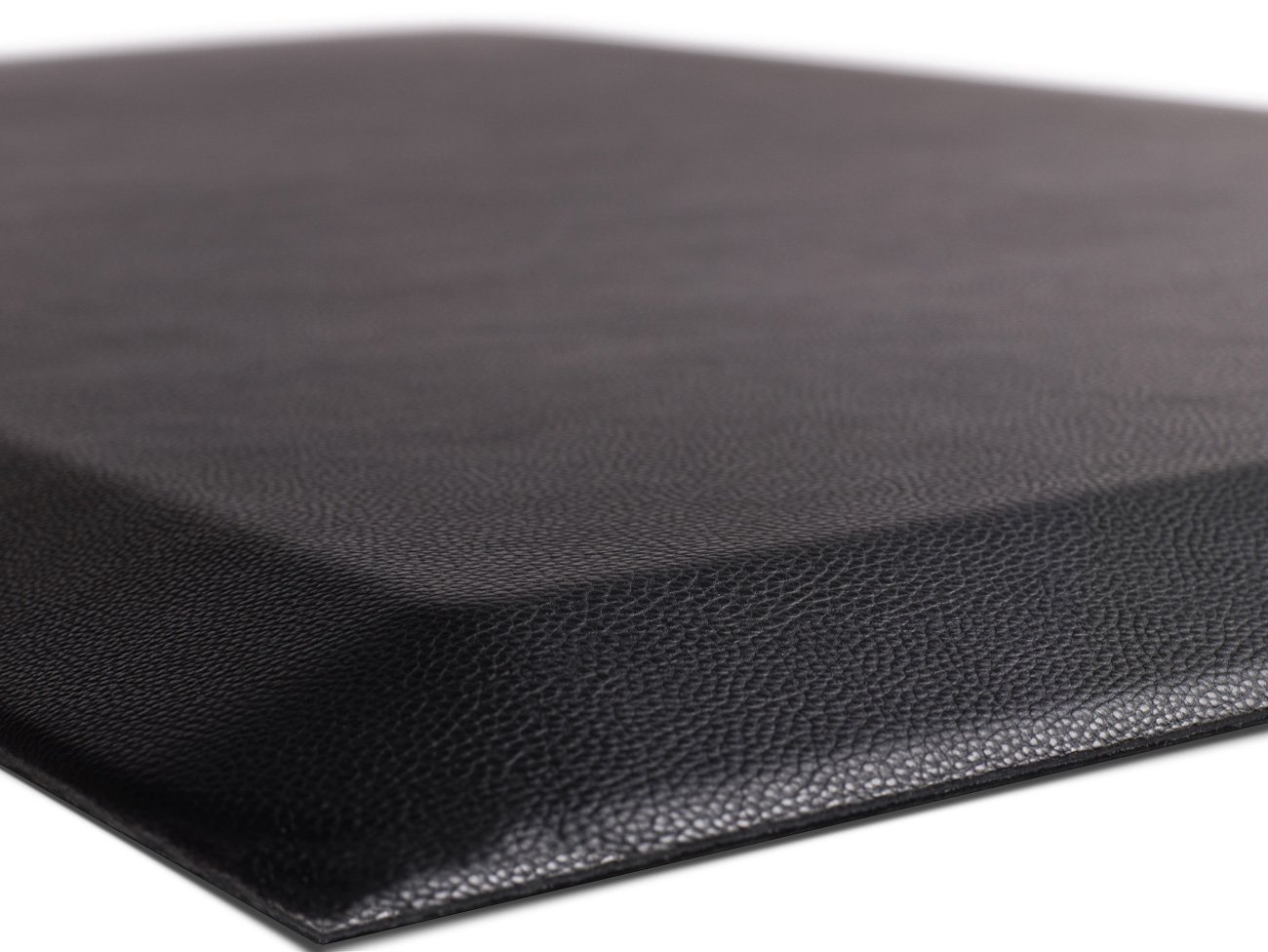 The Original 3/4'' GORILLA GRIP (R) Premium Anti-Fatigue Comfort Mat, Perfect for Kitchen and Office Standing Desk, Ergonomically Engineered, 6 Colors and 3 Sizes, Non-Toxic, 70x24 inches (Black) by Gorilla Grip