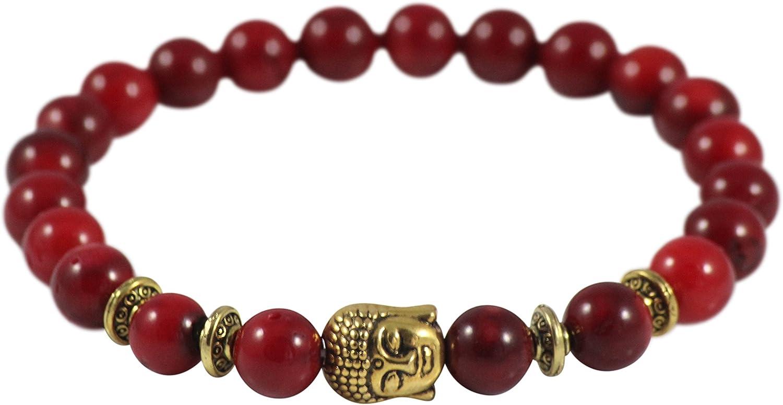 Maya Bracelets Buddha Head...