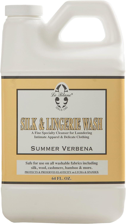 Le Blanc® Summer Verbena Silk & Lingerie Wash - 64 FL. OZ, One Pack