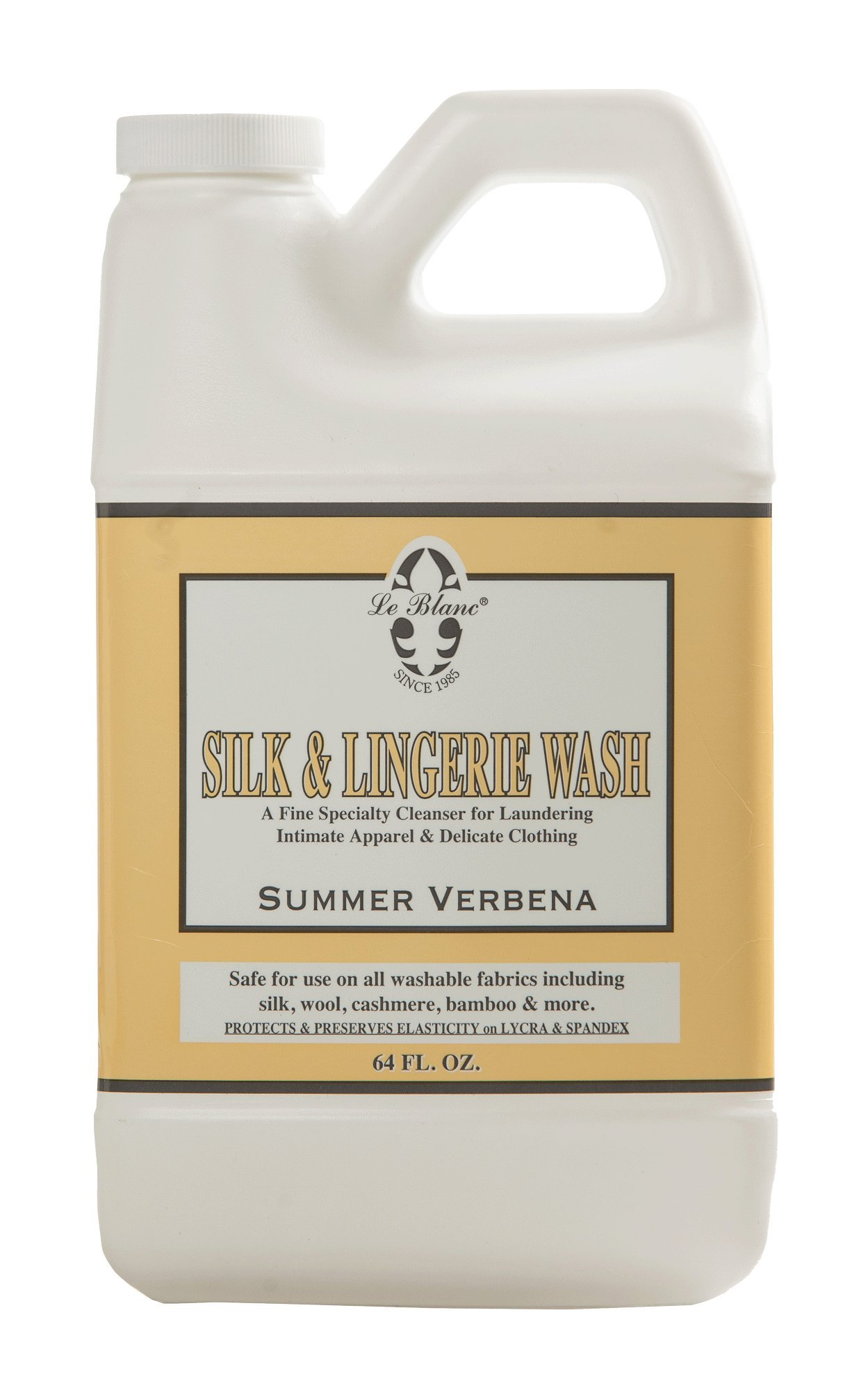 Le Blanc Summer Verbena Silk & Lingerie Wash - 64 FL. OZ., 3 Pack