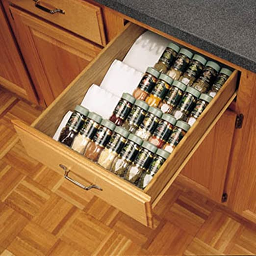 """10 Kitchen Organization Ideas for All the """"Little Things"""" - 101 Days of Organization