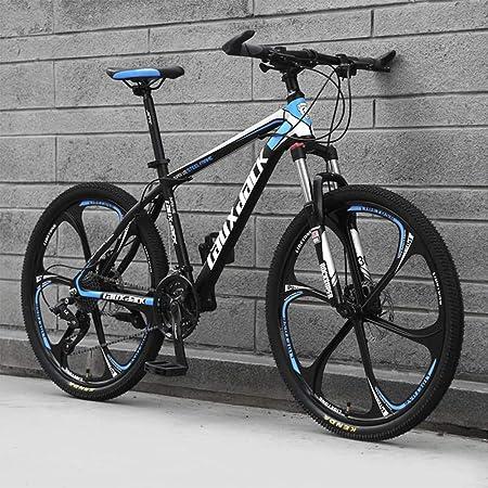 Ruedas de 6 radios Bicicletas de montaña Hidráulico Doble freno de ...
